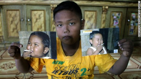 Chain-smoking children: Indonesia's ongoing tobacco epidemic