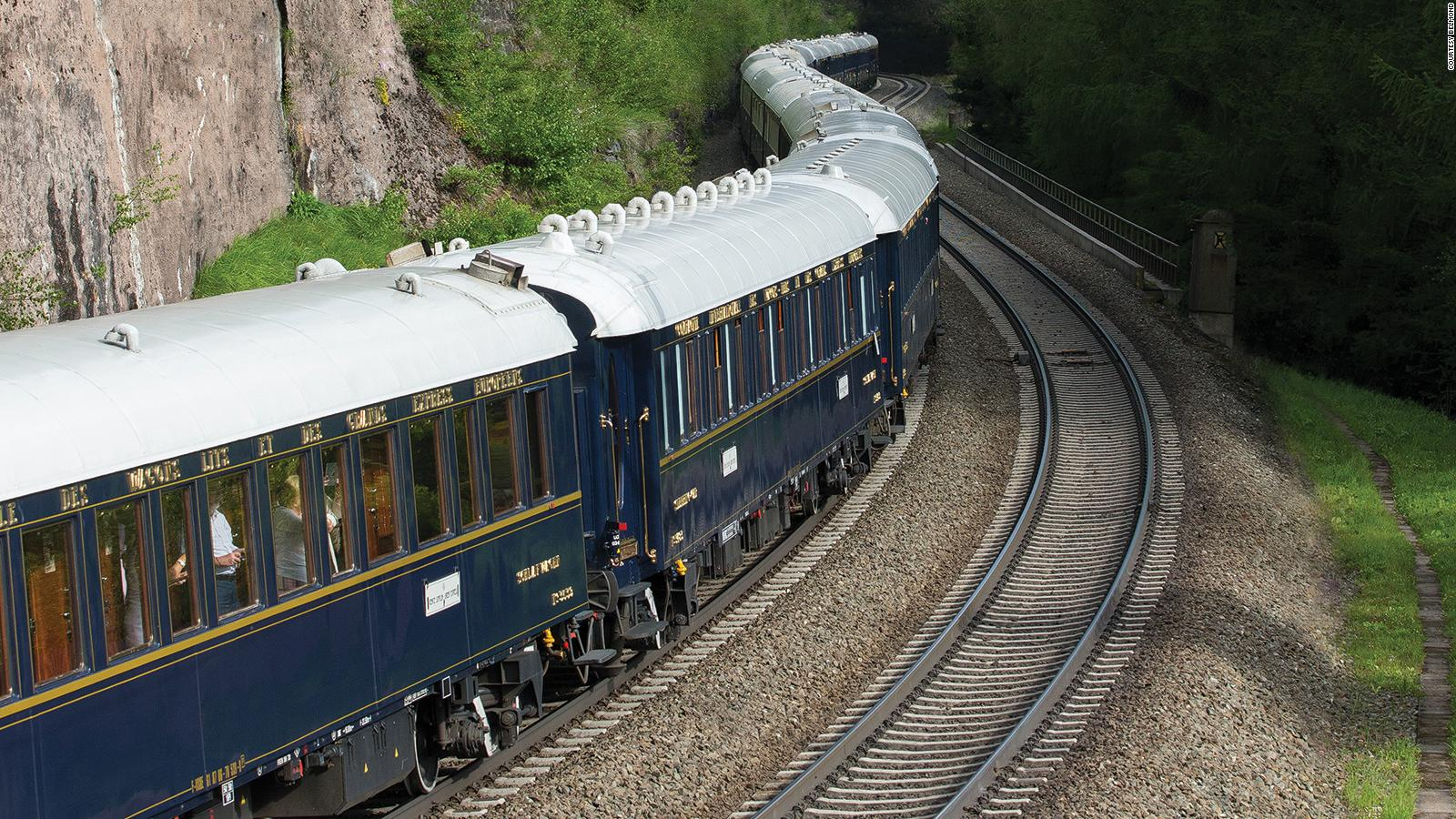 simplon orient express train