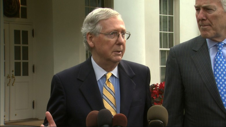 McConnell on bill: No action is not an option