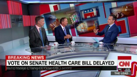 Governor John Kasich Governor John Hickenlooper The Lead Jake Tapper Heath care INTV _00011323
