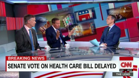 Kasich: People are 'fed up' with health care partisanship