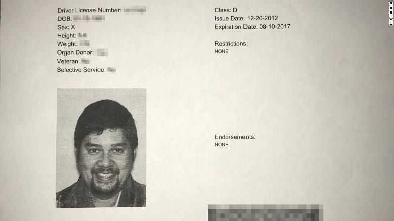 Gender neutral licenses debut in Washington