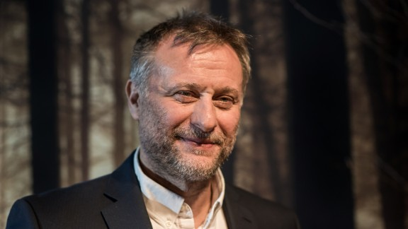 MUNICH, GERMANY - MARCH 15:  Actor Michael Nyqvist poses during a photo call for the Sky Series Night