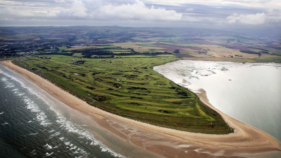 """Golf began in Scotland some 600 years ago and the country represents a bucket list destination for many dedicated addicts. St. Andrews (pictured) is known as the """"Home of Golf"""" and its Old Course is arguably the game"""