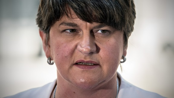 Arlene Foster, the leader of the DUP, is hoping to return to Stormont as First Minister.