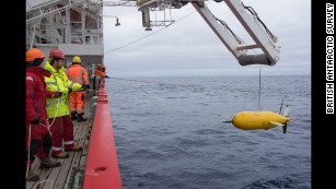 Boaty McBoatface makes significant climate change discovery