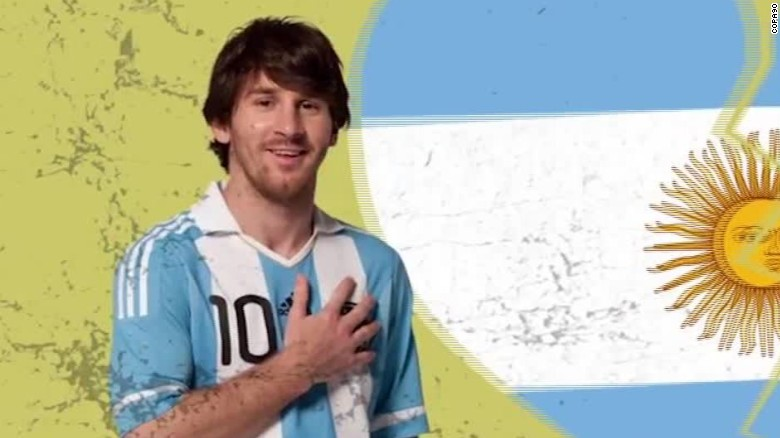 JUST WATCHED. Lionel Messiu0027s ...  sc 1 st  CNN International & Soccer star Lionel Messi marries childhood sweetheart - CNN