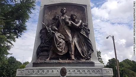 A new home has yet to be found for a Confederate monument in St. Louis.