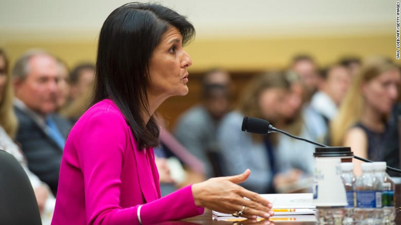Haley sidesteps on citizenship for Dreamers