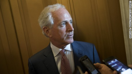 Bob Corker just told the world what he really thinks of Donald Trump