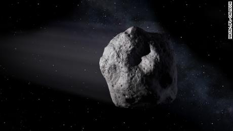 Rare species & # 39; of the asteroid spotted in our solar system