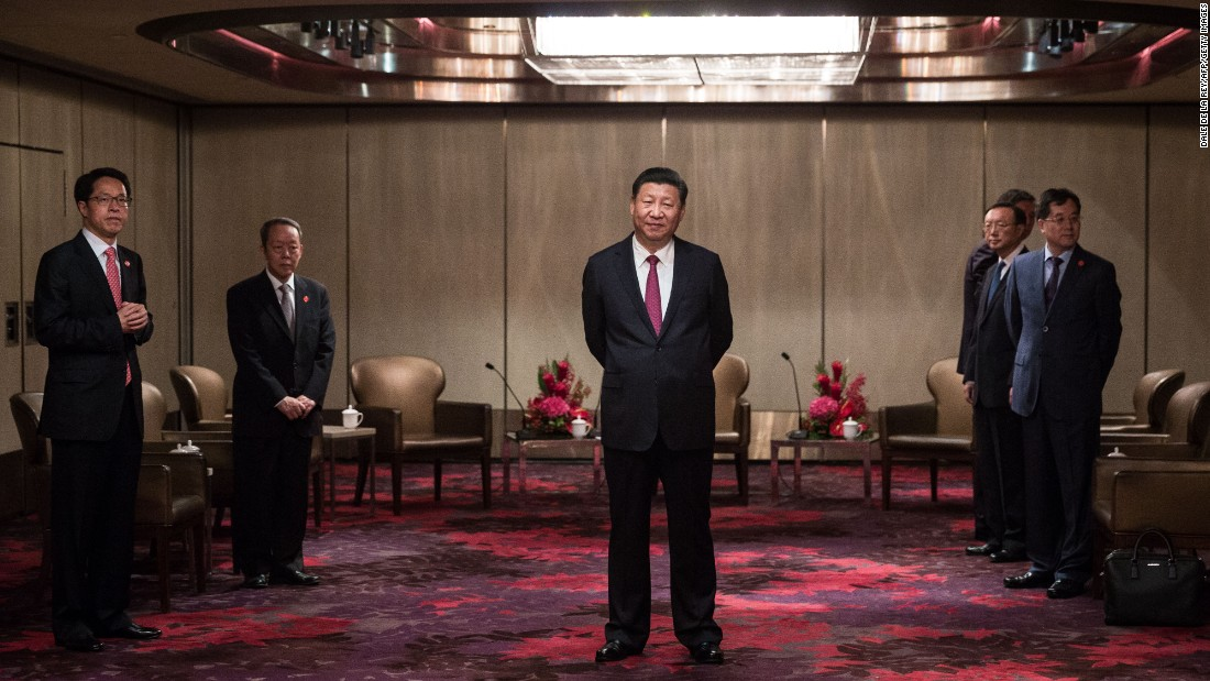 Analyse: Chinas top-politischen Gremium tagte im geheimen, und gab eine ominöse Nachricht zu Hong Kong