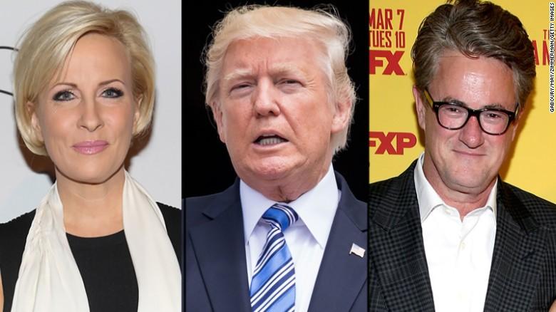 Defiant Trump resumes attacks on Morning Joe hosts, despite ...