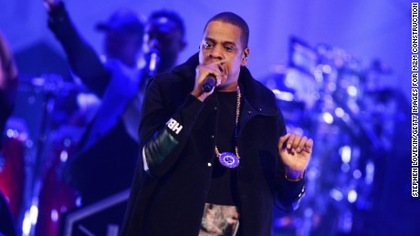 Rapper Jay-Z scores 8 Grammy nominations