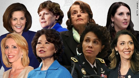 Badass Women of Washington