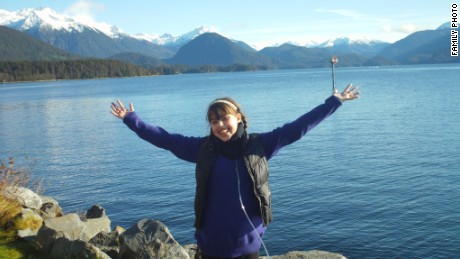 After her coma, Claire traveled to Sitka, Alaska, the place she believes she subconciously visited.