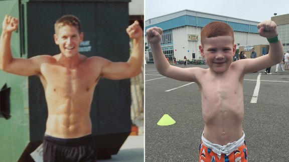 Jack's uncle, New York firefighter Michael Kiefer, competed in his first triathlon just two days before he was killed on September 11, 2001.
