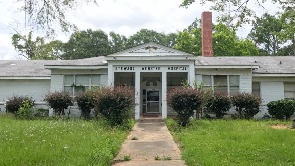 The Stewart-Webster Hospital closed in 2013, leaving residents in rural Richland, Georgia, without another hospital for miles. Hospitals  can be a main source of behavioral health care, and options for such care become scarcer and scarcer with every closure.