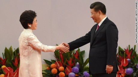 China's President issues 'red line' warning