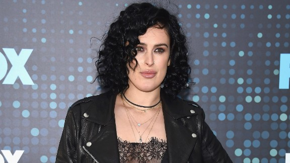 Actress/singer Rumer Willis shared on Instagram on July 1 that she had just celebrated six months of sobriety.