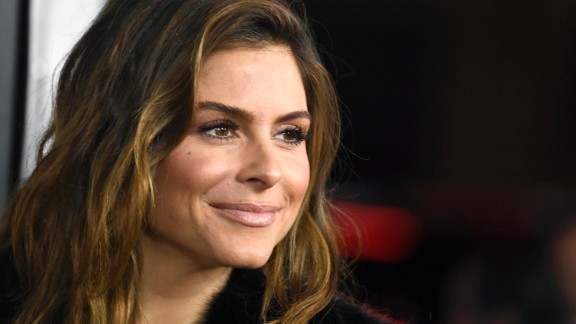 Maria Menounos was diagnosed with a brain tumor after she began feeling lightheaded on set and suffering from headaches and slurred speech in February. Menounos' surgeon was able to remove nearly 100% of the tumor, which was benign.