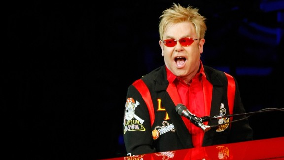 """John gives his final performance of """"The Red Piano"""" in 2009. The show had been held in Las Vegas since 2004. In 2011, John started another Las Vegas residency, """"The Million Dollar Piano."""""""