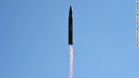 US, China divided over how to deal with new North Korean ICBM threat