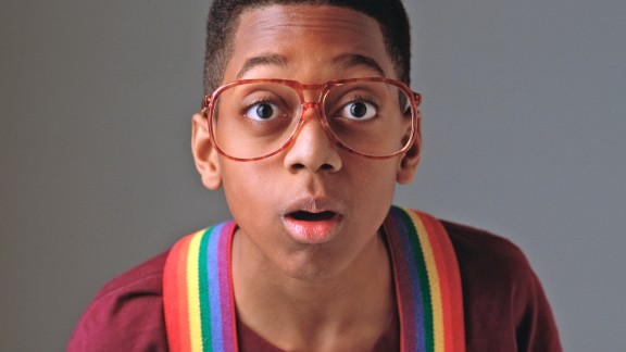 UNITED STATES - MAY 09:  FAMILY MATTERS - Jaleel White gallery - Season Two - 5/9/90, Jaleel White (Urkel),  (Photo by Bob D'Amico/ABC via Getty Images)