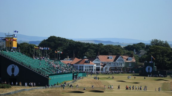 Muirfield: The jewel in the crown of Scotland