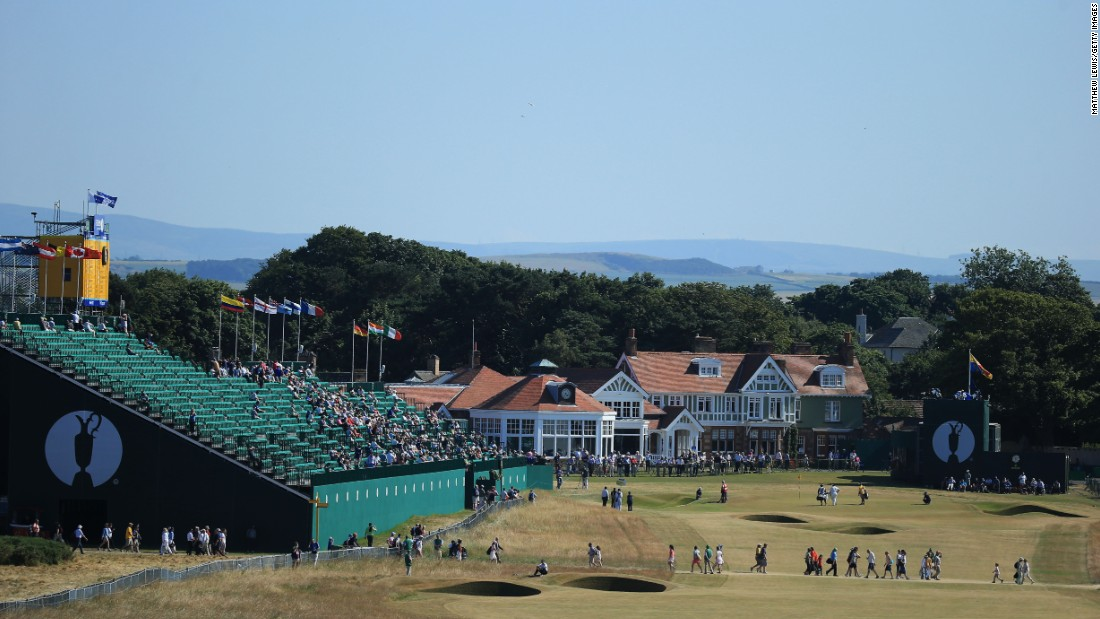 "The Englishman came close to winning his first major at the historic links course in 2013, heading into the final day of that year's British Open with a two-shot lead, only for <a href=""http://edition.cnn.com/2013/07/21/sport/golf/golf-mickelson-open-victory/index.html"">Phil Mickelson</a> to steal his thunder at the death."