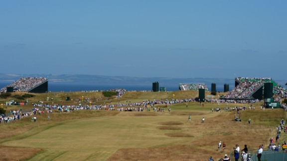 Muirfield: The testing track near Gullane was mired in controversy before the club finally voted -- at the second attempt -- to admit female members.