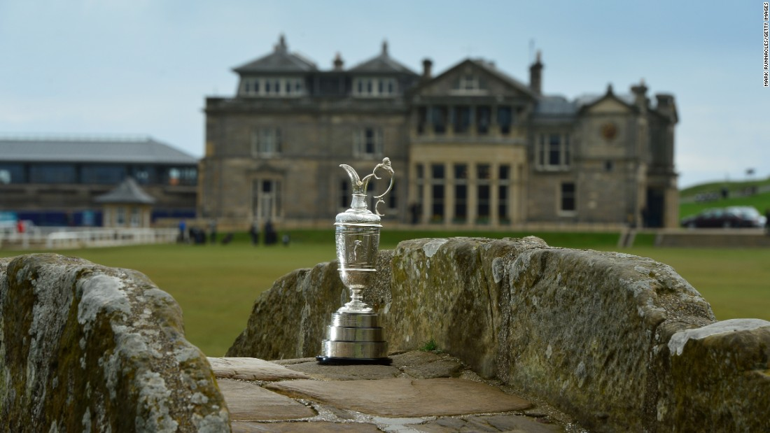 British Open Golf Tournament Fast Facts