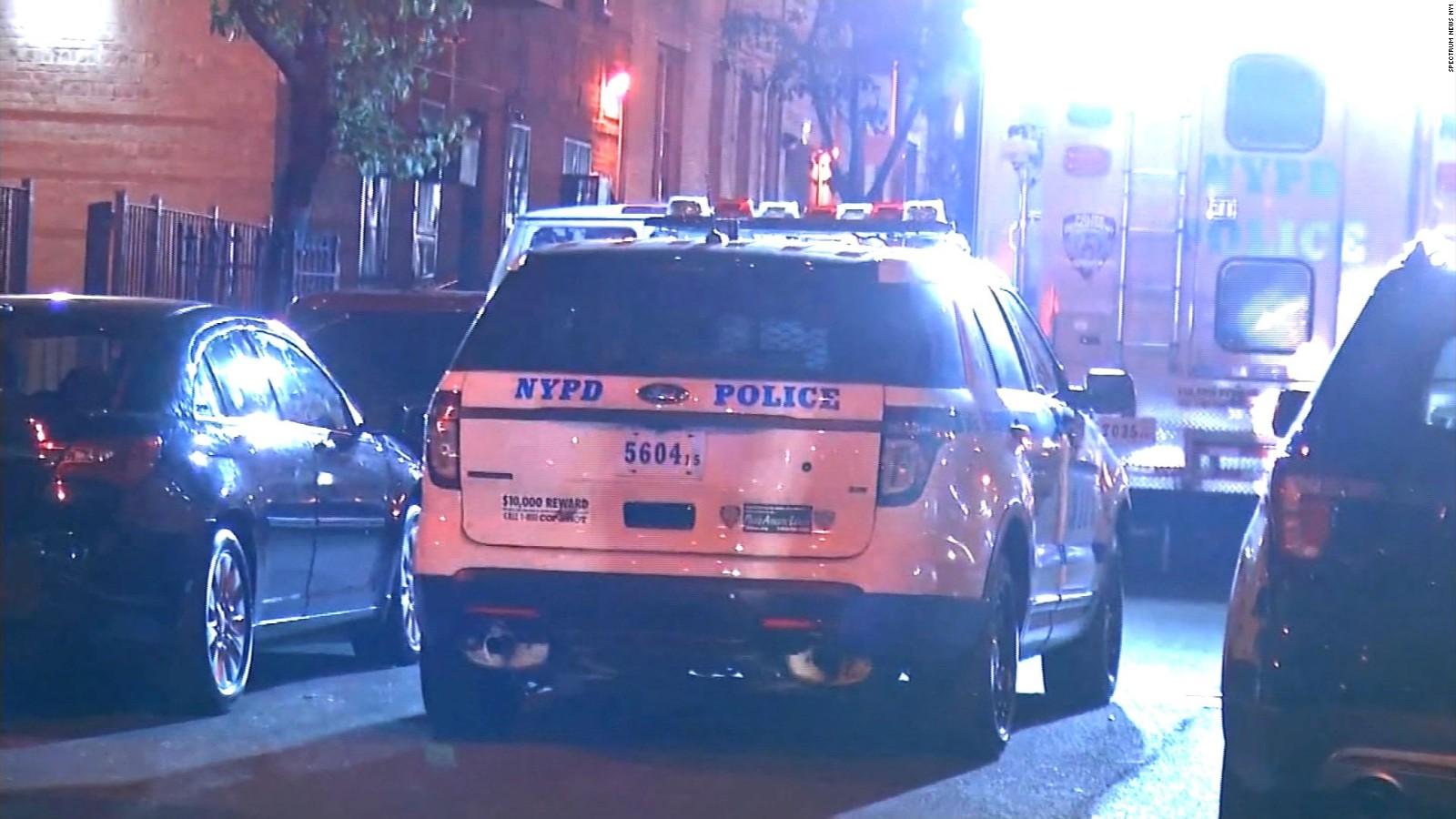New York Police Officer Fatally Shot In Unprovoked Attack Cnn