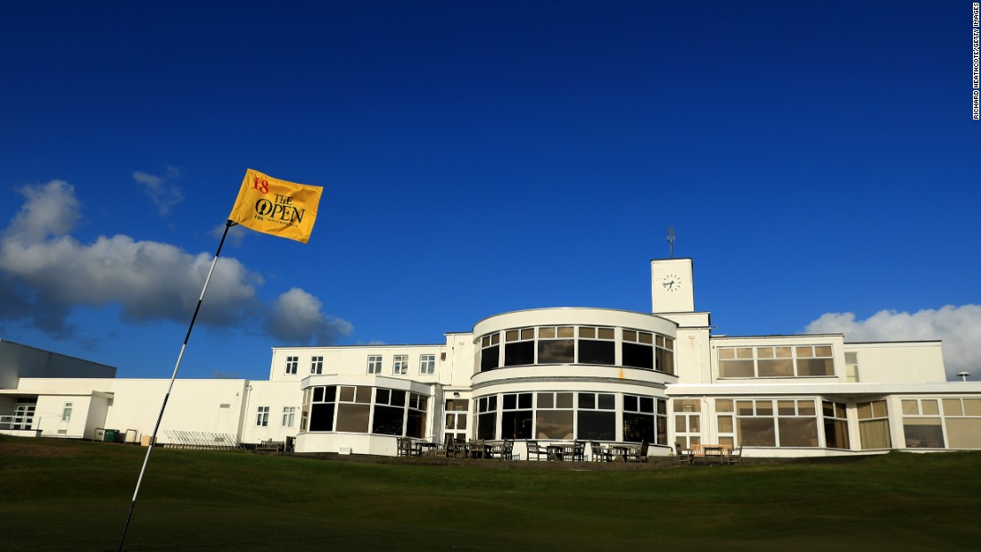 Asked to name his favorite golf course, former world No. 1 Lee Westwood opted for Royal Birkdale, a links course framed by towering dunes in Southport, England.