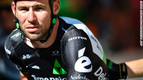 Mark Cavendish is to take a break from cycling to recover from Epstein-Barr virus.