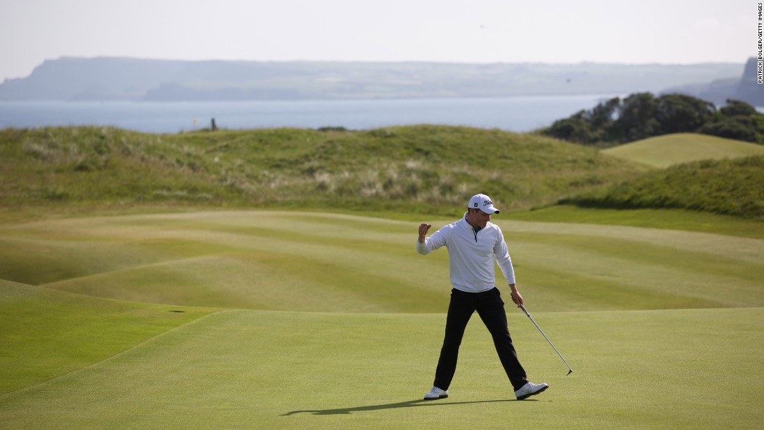 <strong>Royal Portrush:</strong> The Dunluce course is one of the world's most celebrated links layouts hugging the cliff tops and overlooking the Irish Sea with views to Donegal in the west and Scotland in the east.