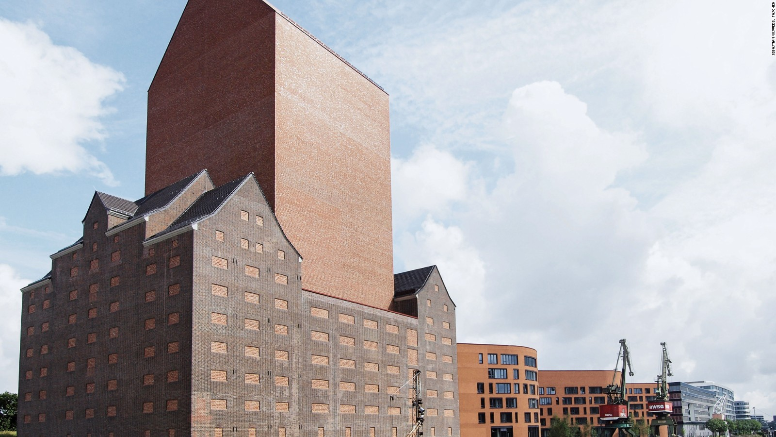 The Worlds Best Contemporary Brick Buildings
