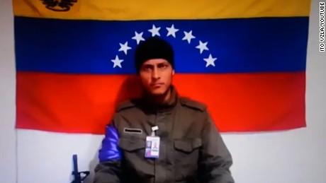 rogue helicopter cop resurfaces in Venezuela video