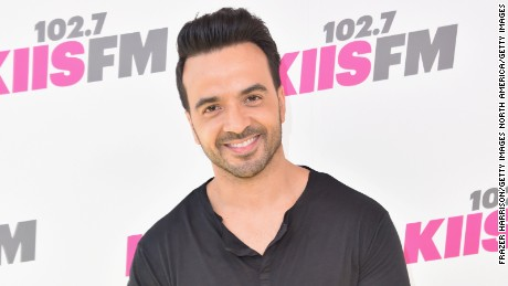 CARSON, CA - MAY 13:  Luis Fonsi attends 102.7 KIIS FM's 2017 Wango Tango at StubHub Center on May 13, 2017 in Carson, California.  (Photo by Frazer Harrison/Getty Images)