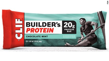 Clif Bars recalled over possible nuts - CNN