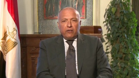 ctw egyptian foreign minister intv_00000000