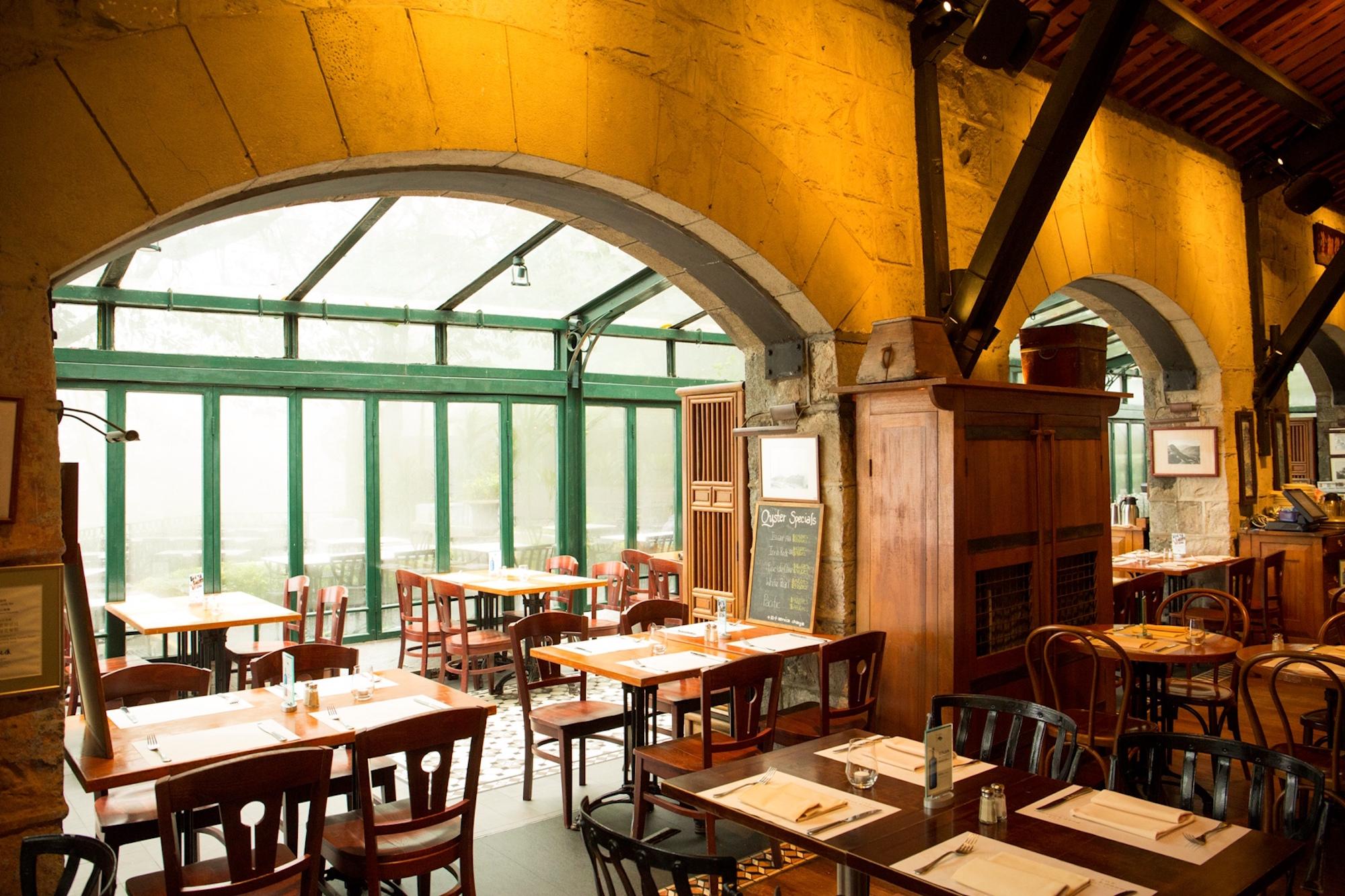 Dating restaurant Hong Kong