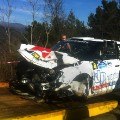kubica rally crash 2011