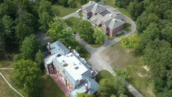 Two closed Russian compounds are located in New York State and Maryland