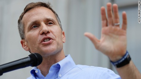 Missouri Gov. Eric Greitens criticized the St. Louis ordinance.