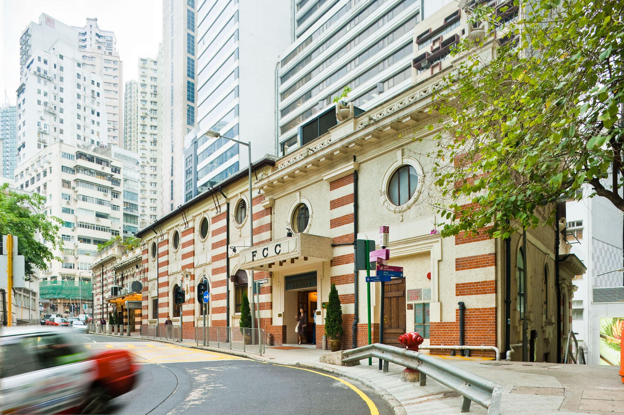 Hong Kong Heritage 8 Colonial Era Restaurants And Bars Cnn Travel