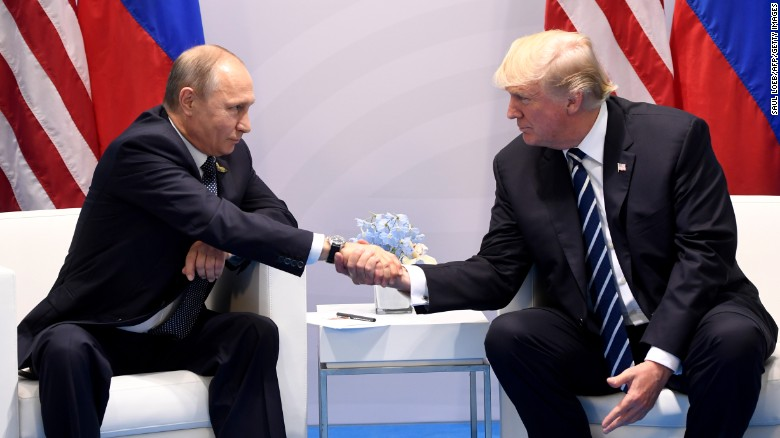 Breaking down Trump and Putin's first meeting
