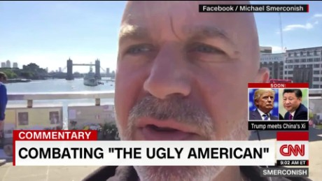 Comment: Combating 'The Ugly American'_00005324