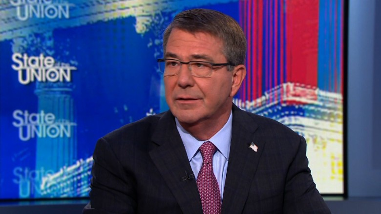 Trump Russia cybersecurity unit Ash Carter sotu_00000000