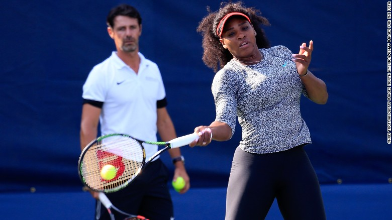 Mouratoglou on Serena comeback and McEnroe